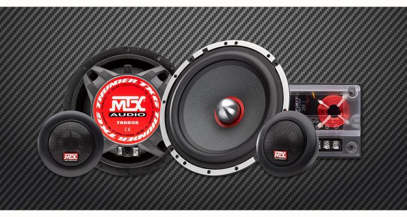 MTX présente sa nouvelle gamme de haut-parleurs TX6