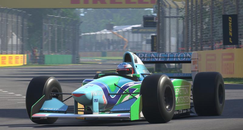 F1 2020 : trailer de l'édition Deluxe Schumacher