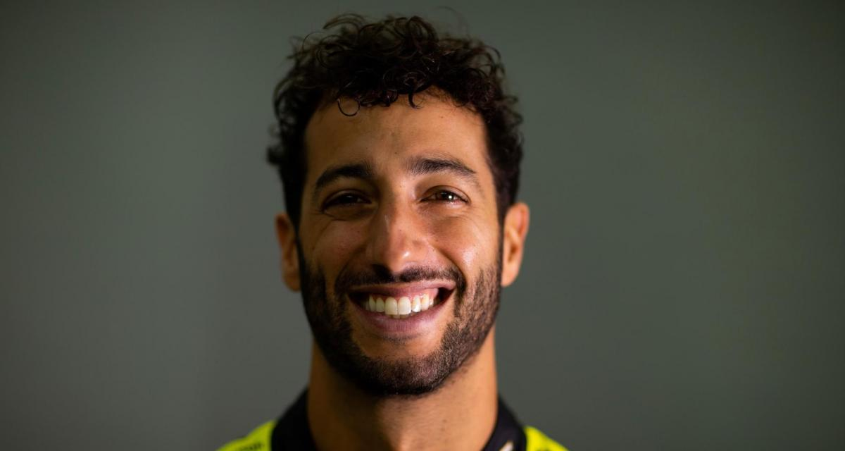 F1 : Daniel Ricciardo sait quand il prendra sa retraite