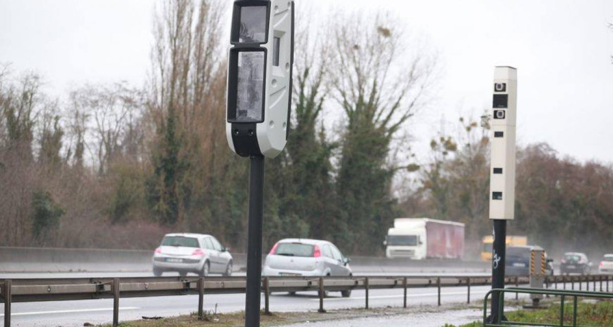 506 radars tourelles déployés en France depuis leur mise en circulation