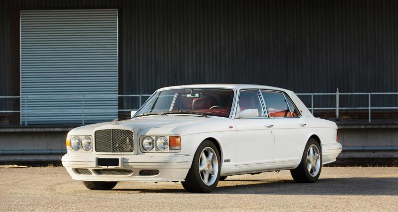 Bentley Turbo RT : le luxe délicieusement ringard