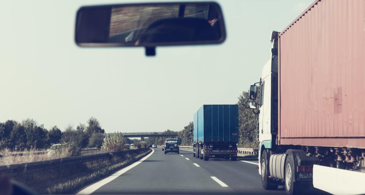 À 146 km/h au lieu de 90, le chauffeur du poids-lourd espagnol perd son permis