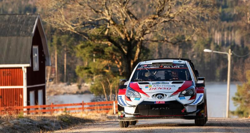 WRC : le rallye de Grande-Bretagne annulé (officiel)