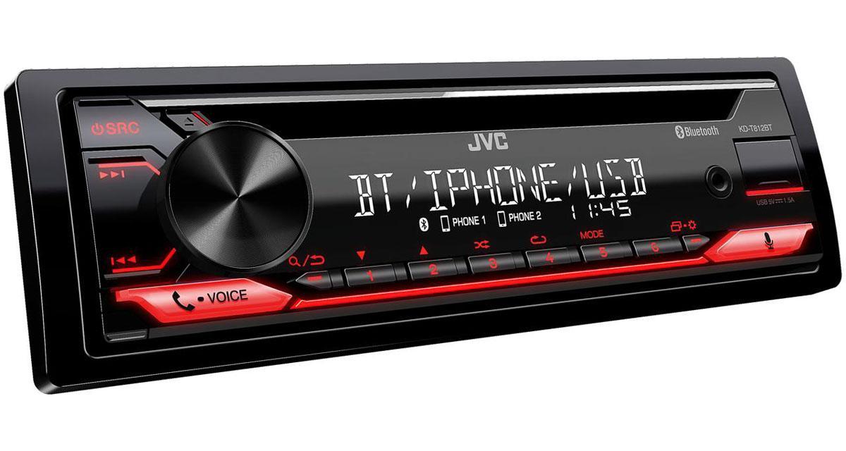 JVC présente un autoradio laser avec commande vocale Alexa à prix canon