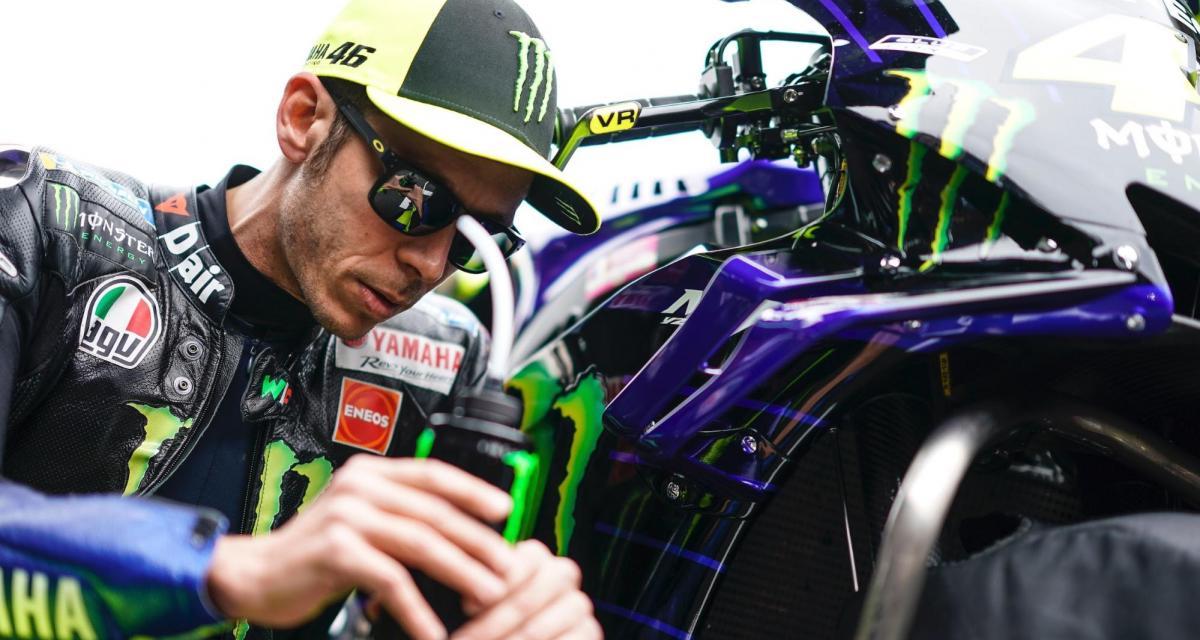 "MotoGP - transferts : ""négociations positives"" entre Valentino Rossi et Petronas"