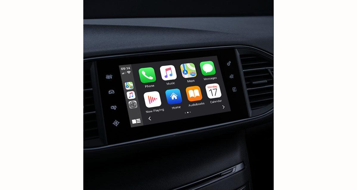 Rajoutez le CarPlay et Android Auto sur votre Citroën ou votre Peugeot