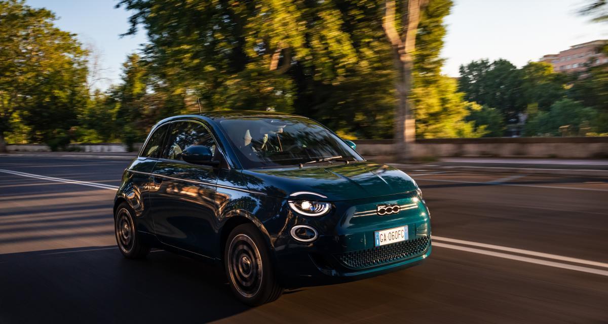 Nouvelle Fiat 500 (2020) : à partir de 34 500€, début des préventes