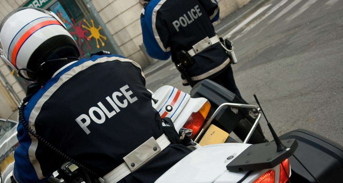 4 grands excès de vitesse en quelques heures, jackpot pour la police
