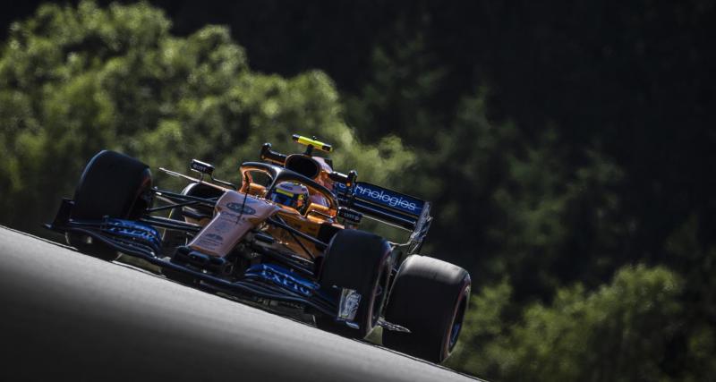 F1 : McLaren privé d'essais avant le début de la saison