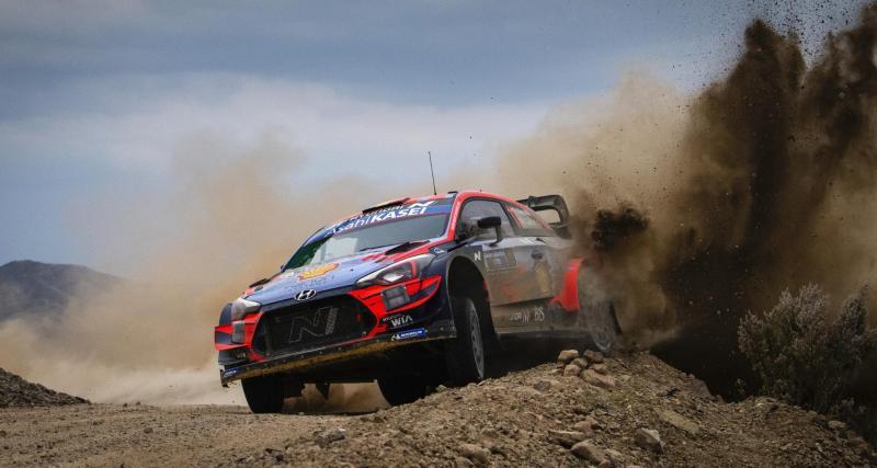 WRC : reprise compliquée pour Thierry Neuville et Hyundai