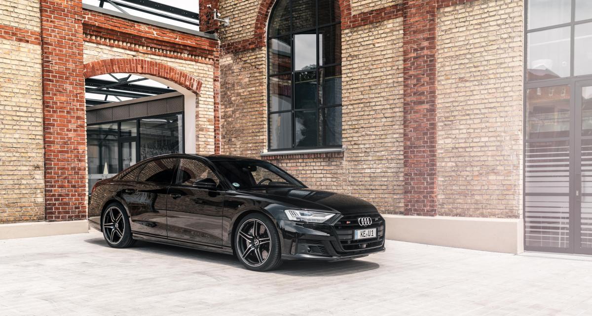 Audi S8 par ABT Sportsline : la limousine qui cherche des noises aux supercars