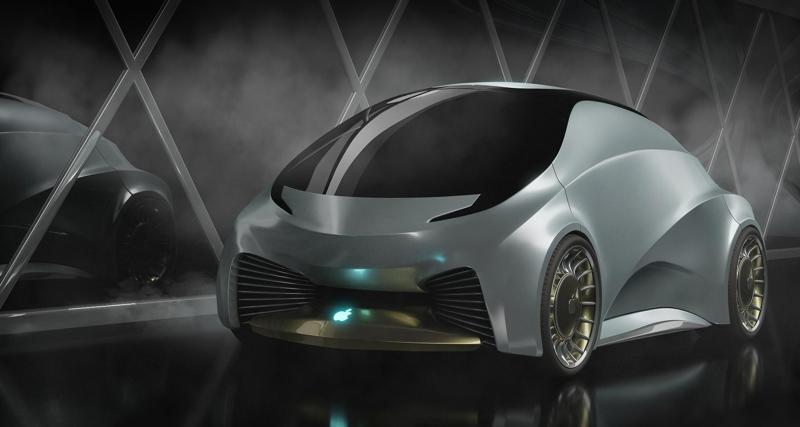 Apple iCar : concept design, électrique et autonome
