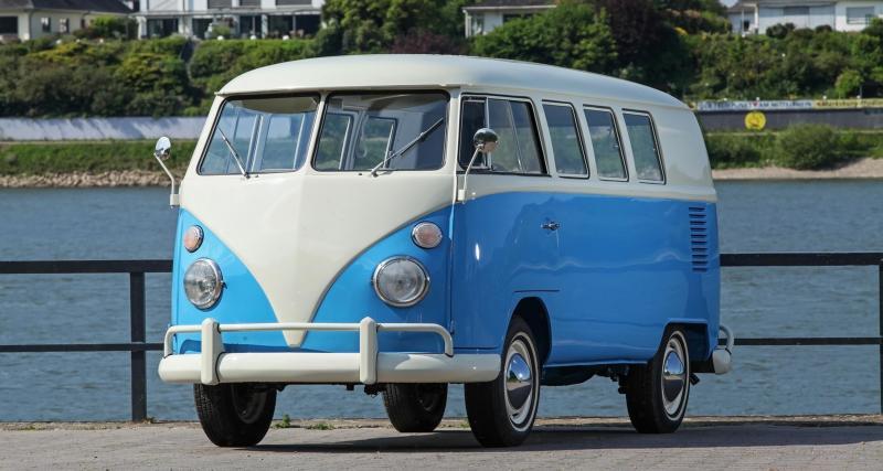 Volkswagen T1 Bulli : la restauration d'un mythe a parfois du bon