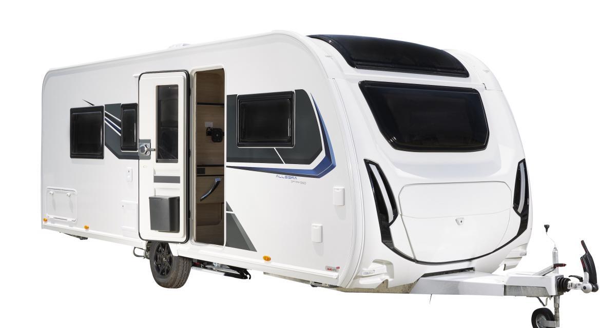 Caravelair Allegra Optima 560 : la caravane de l'été 2020