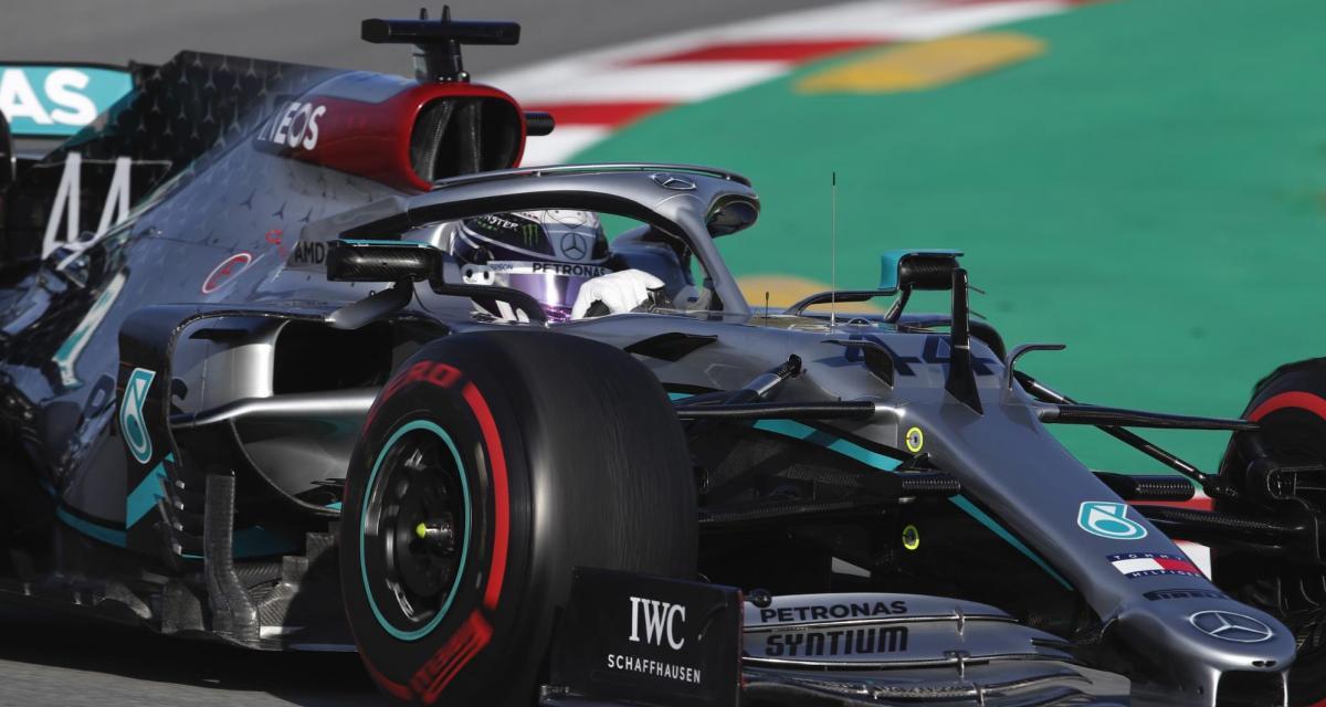 F1 : Lewis Hamilton se dit « prêt » pour le début de la saison