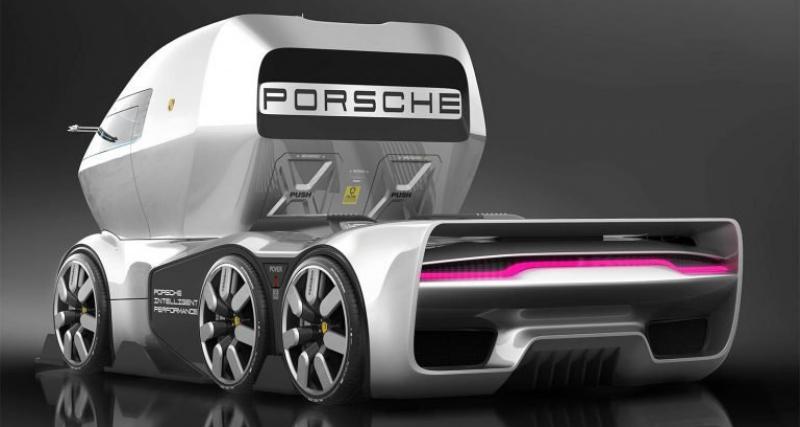 L'influence du Porsche GT Vision Truck