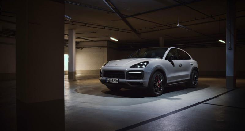Panoplie Porsche