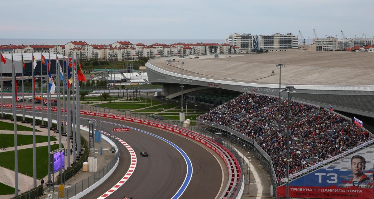 F1 : des GP européens pourraient être ajoutés au calendrier de la saison