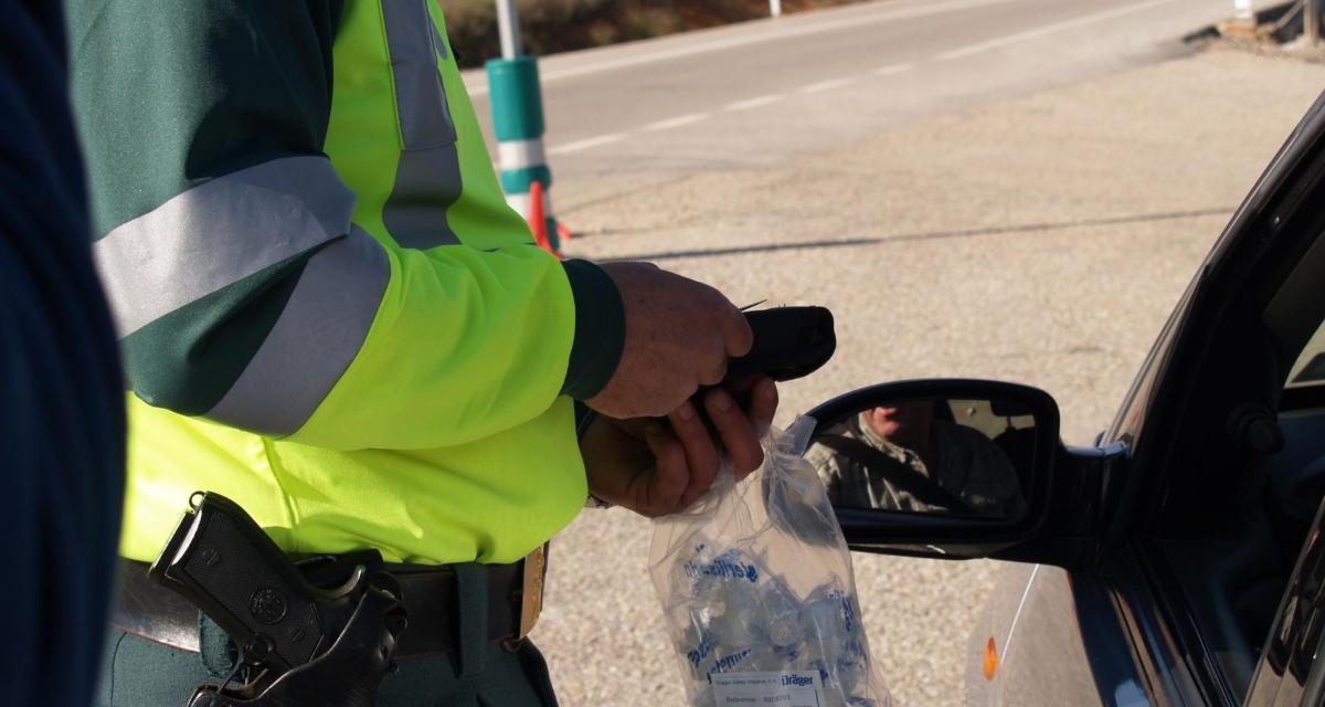 Fous du volant : testé positif au cannabis, le conducteur est un récidiviste
