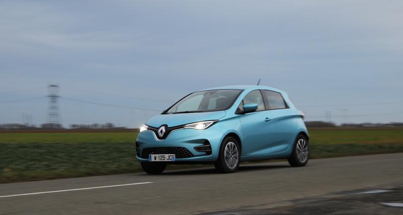 Le grand saut en Renault Zoé 2 : la vérité sur son autonomie, test grandeur nature (Limoges-Paris 2/2)