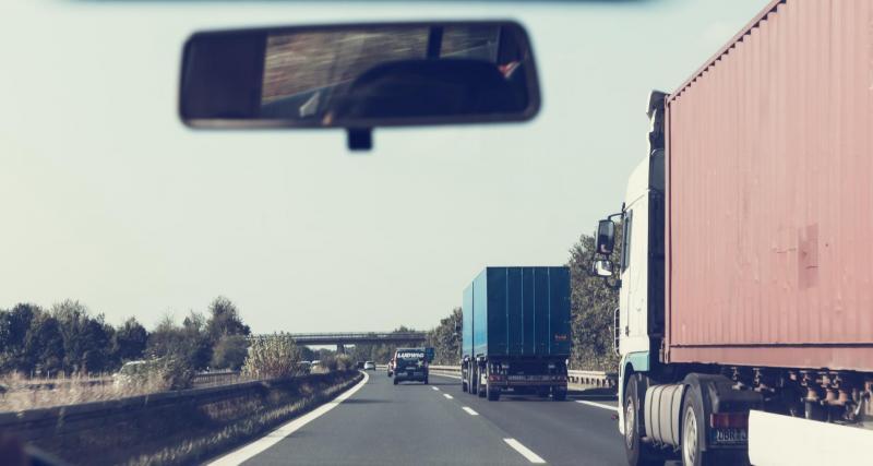 Fous du volant : chauffeur poids-lourd, jeune automobiliste, utilitaire, la gendarmerie de Haute-Vienne se régale sur la route