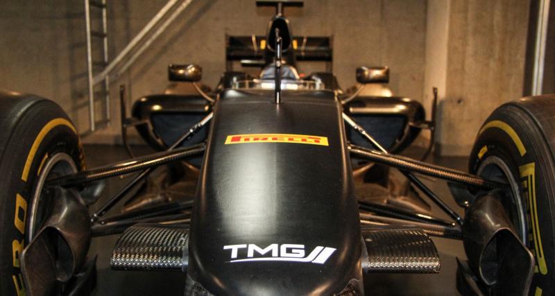 Devenez propriétaire d'une F1