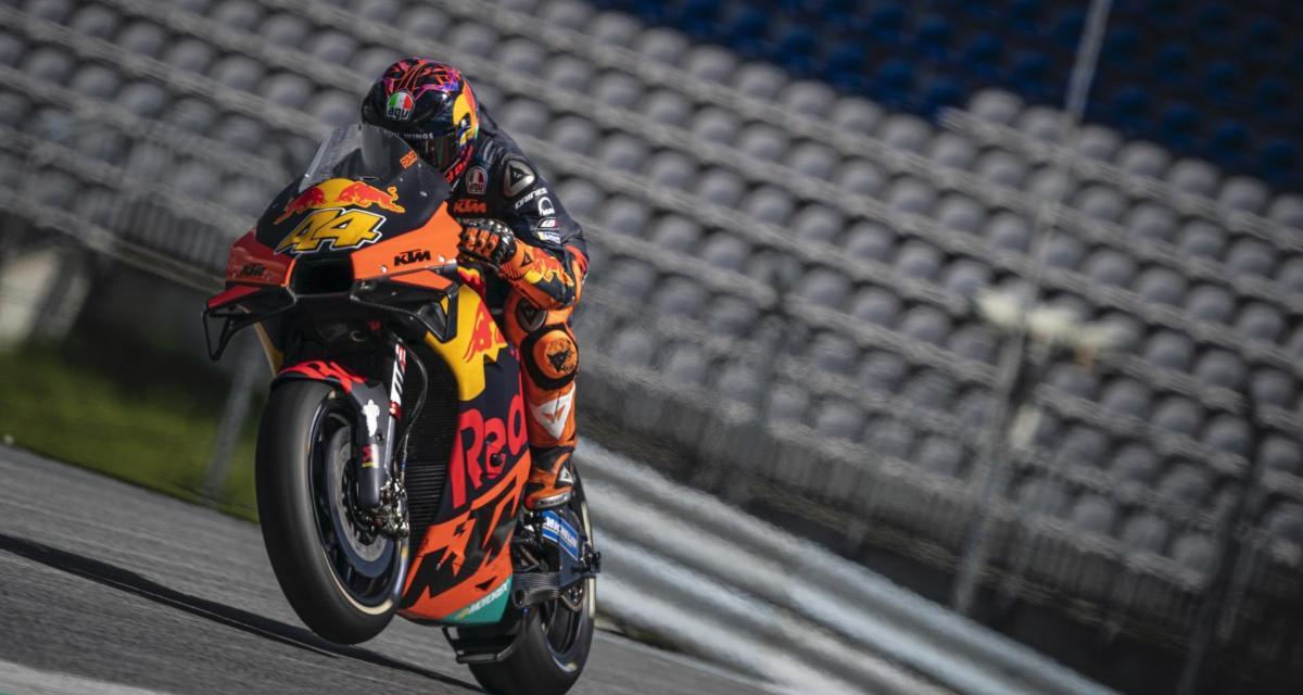 MotoGP : pour Aleix Espargaró, son frère peut difficilement dire non à Honda