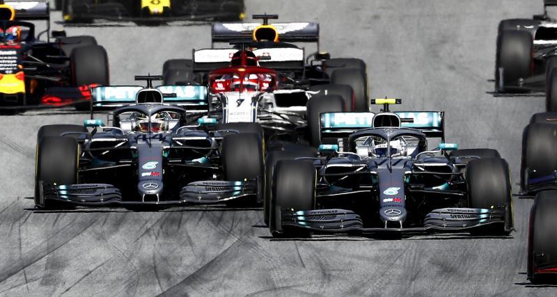 Grand Prix d'Autriche : les résultats de Mercedes sur le Red Bull Ring