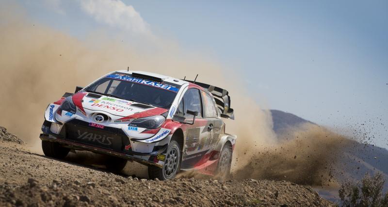 WRC : pas de nouvelle Toyota Yaris en 2021