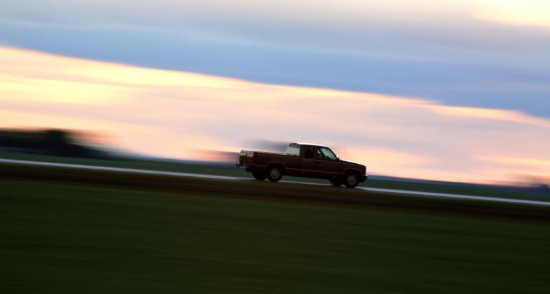 À 73 ans, papy se fait flasher à 158 km/h au lieu de 80