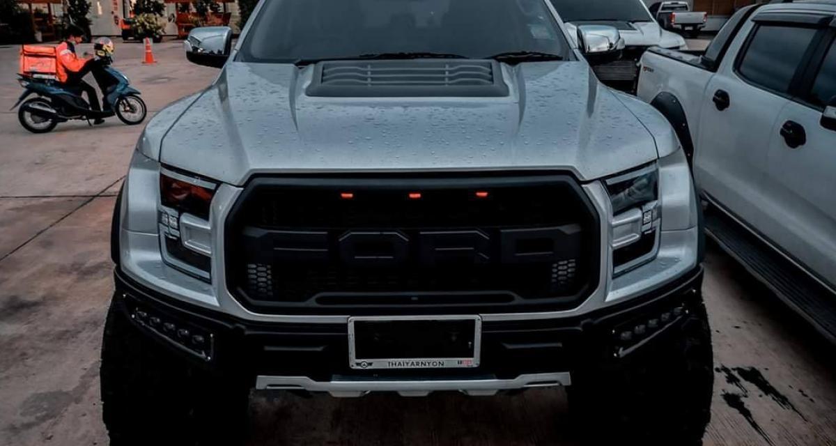 Ford Ranger Raptor : la transformation en F-150 Raptor, c'est possible !