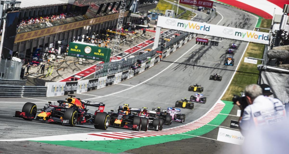 Grand Prix d'Autriche : les résultats de Red Bull sur le Red Bull Ring
