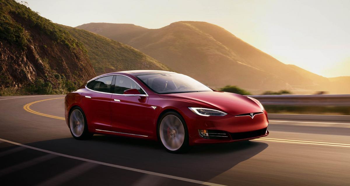 Tesla Model S : elle passe à 647 km d'autonomie