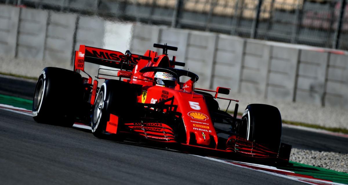 F1 - Grand Prix d'Autriche 2020 : les résultats de Ferrari sur le Red Bull Ring