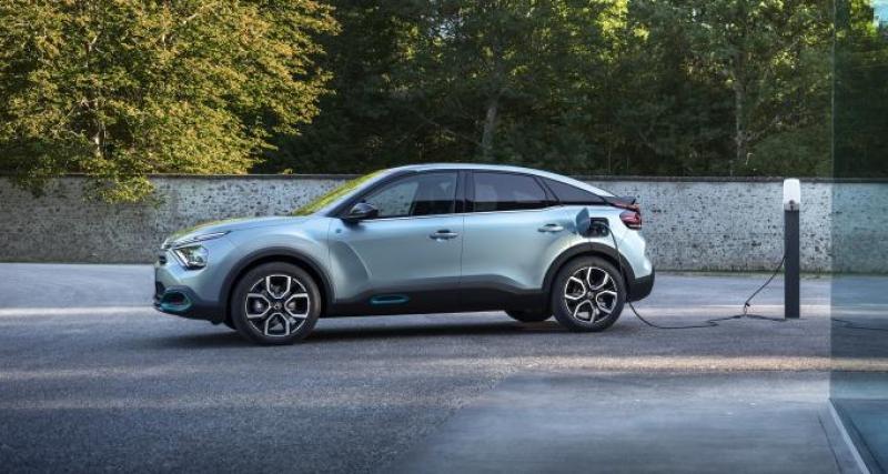 Nouvelle Citroën C4 et ë-C4 : un OVNI de plus pour la marque aux chevrons