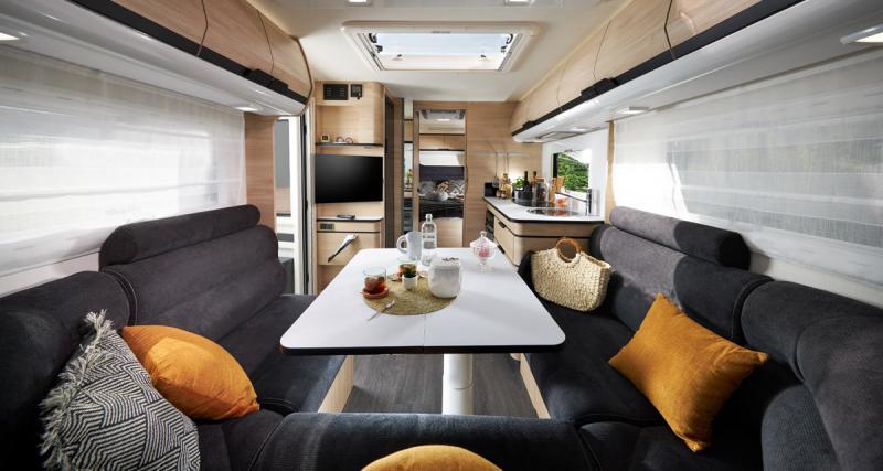 Caravane new age