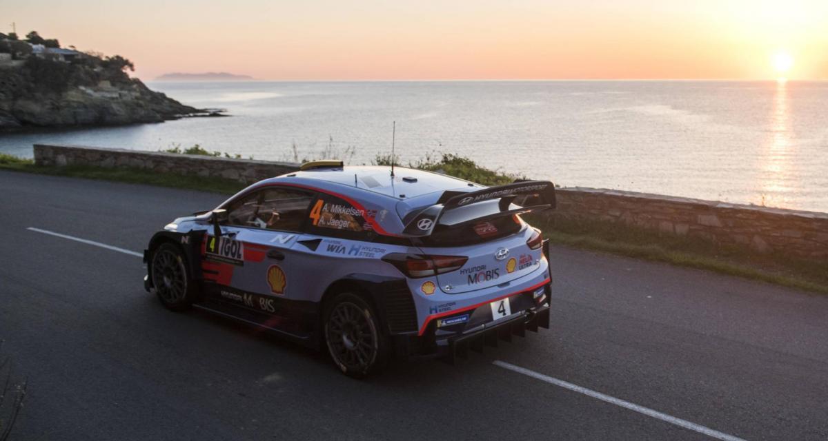 WRC - saison 2020 : une épreuve en Lettonie mi-août ?