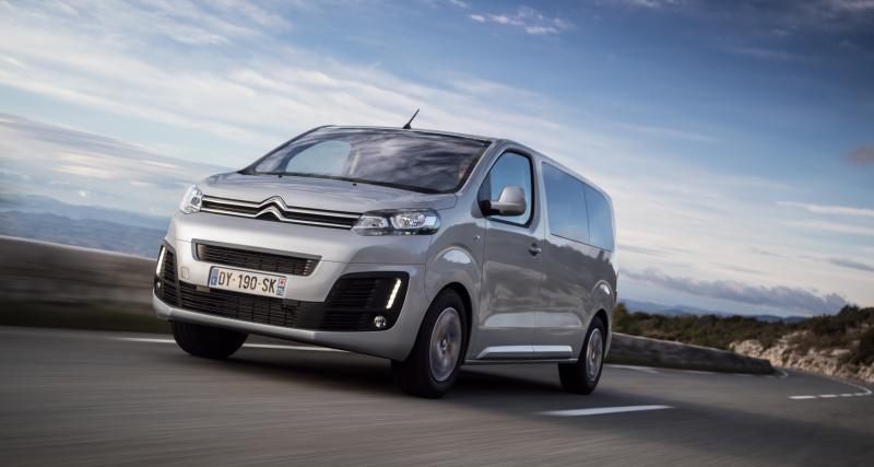 Citroën ë-SpaceTourer : focus sur les versions Business et Business Lounge