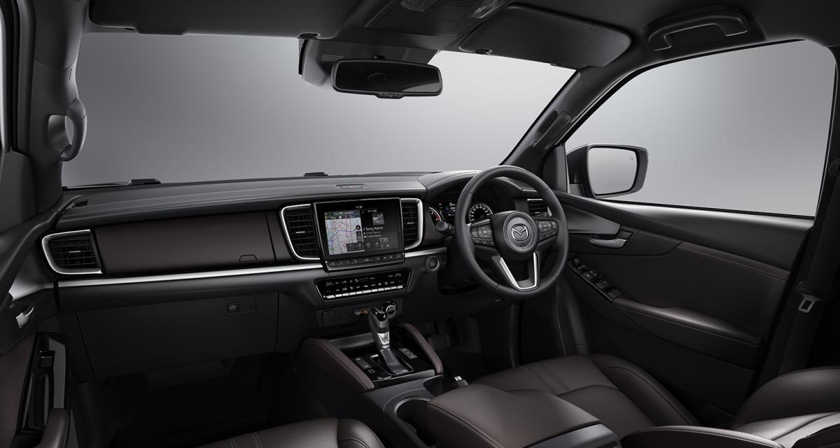 Mazda BT-50 (2020) : gros coup de jeune pour le pick-up japonais