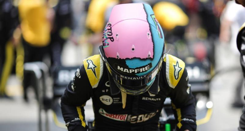 F1 : Daniel Ricciardo et Renault en essais en Autriche