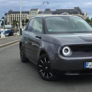 Essai complet Honda e : la vérité sur son autonomie, test grandeur nature (Paris-Deauville aller-retour)