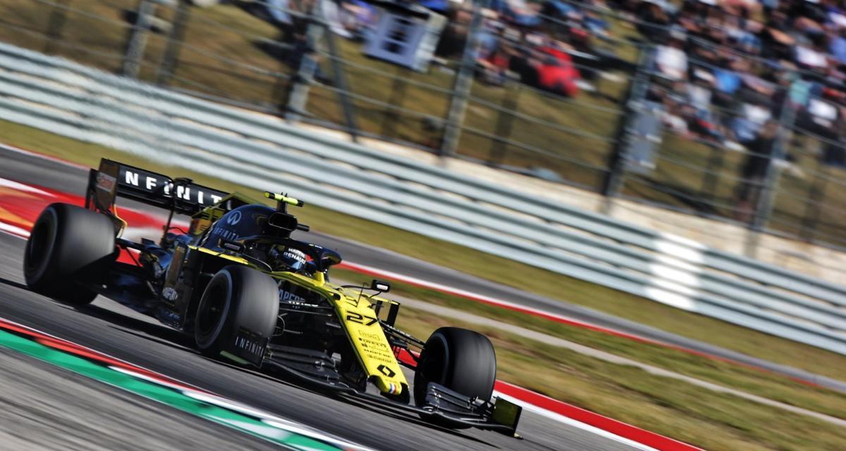 Grand Prix d'Autriche de F1 : les résultats de Renault sur le Red Bull Ring