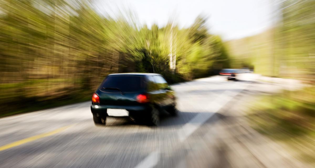 Flashé à 172 km/h au lieu de 90, le chauffard belge dit adieu à son permis