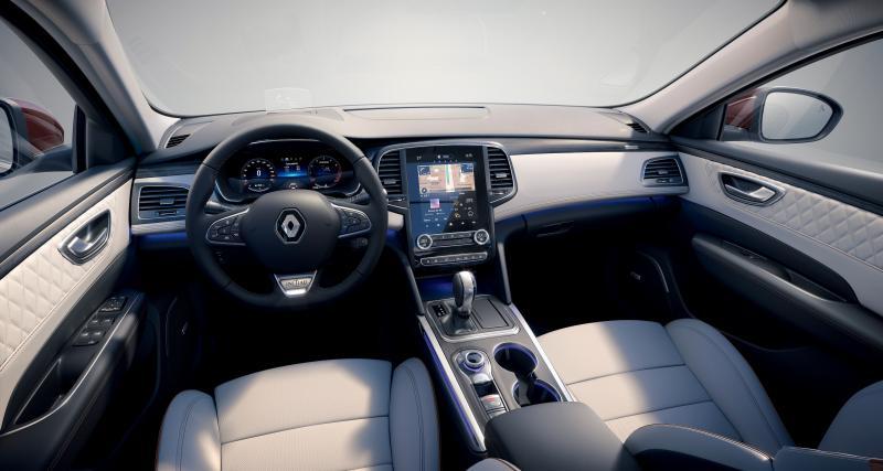 Renault Talisman - prix et motorisation de la finition Zen