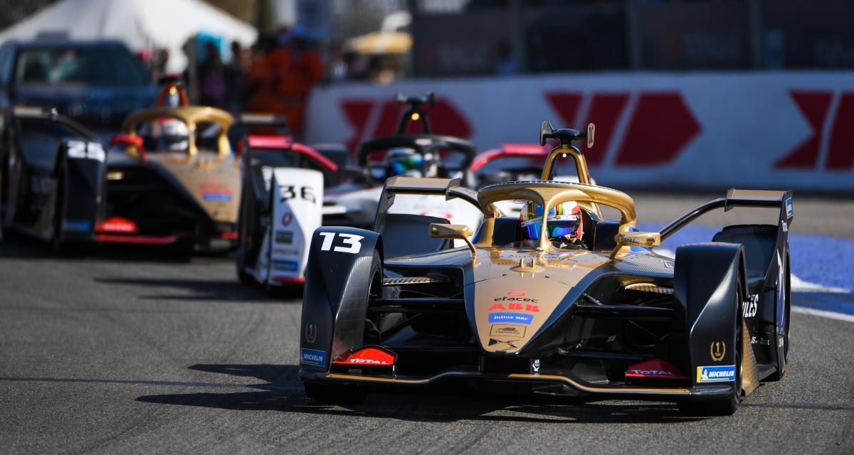 Formule E : reprise du championnat le 5 août avec 6 courses en 9 jours