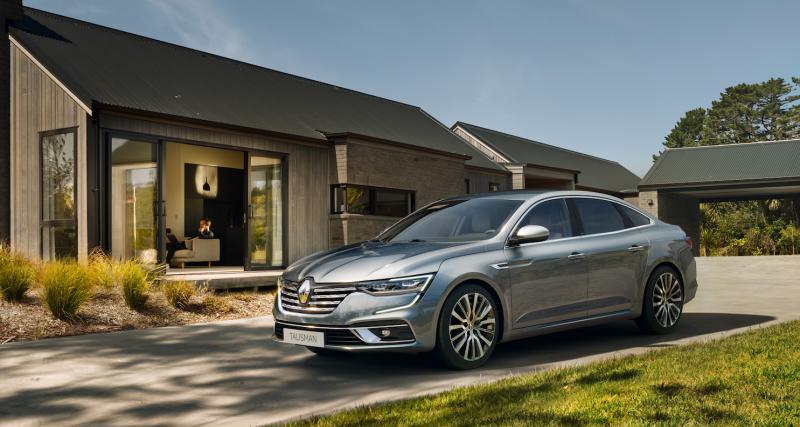 Renault Talisman Business et Business Intens
