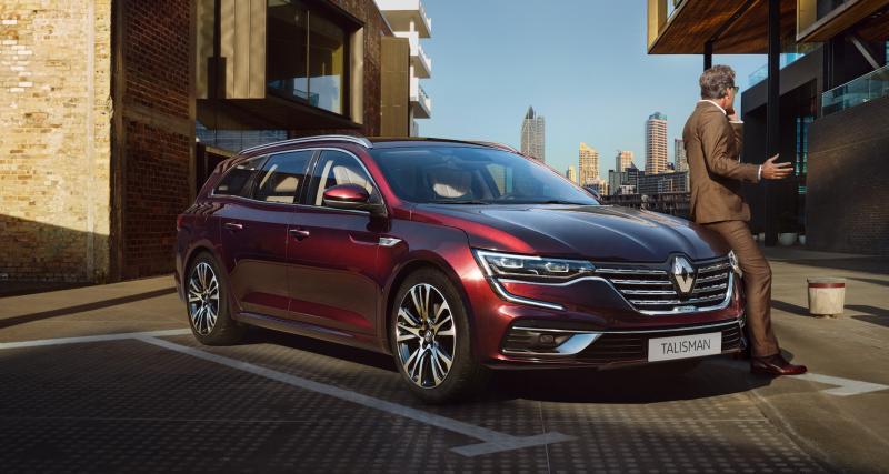 Renault Talisman Estate Business et Business Intens