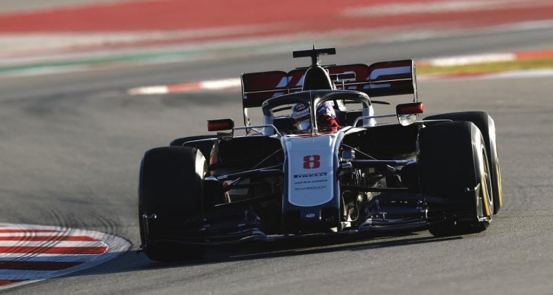 Grand Prix d'Autriche de F1 : les résultats de Haas sur le Red Bull Ring