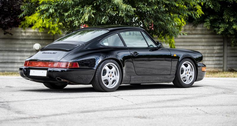 Porsche 911 Carrera RS 1992 : le meilleur millésime ?