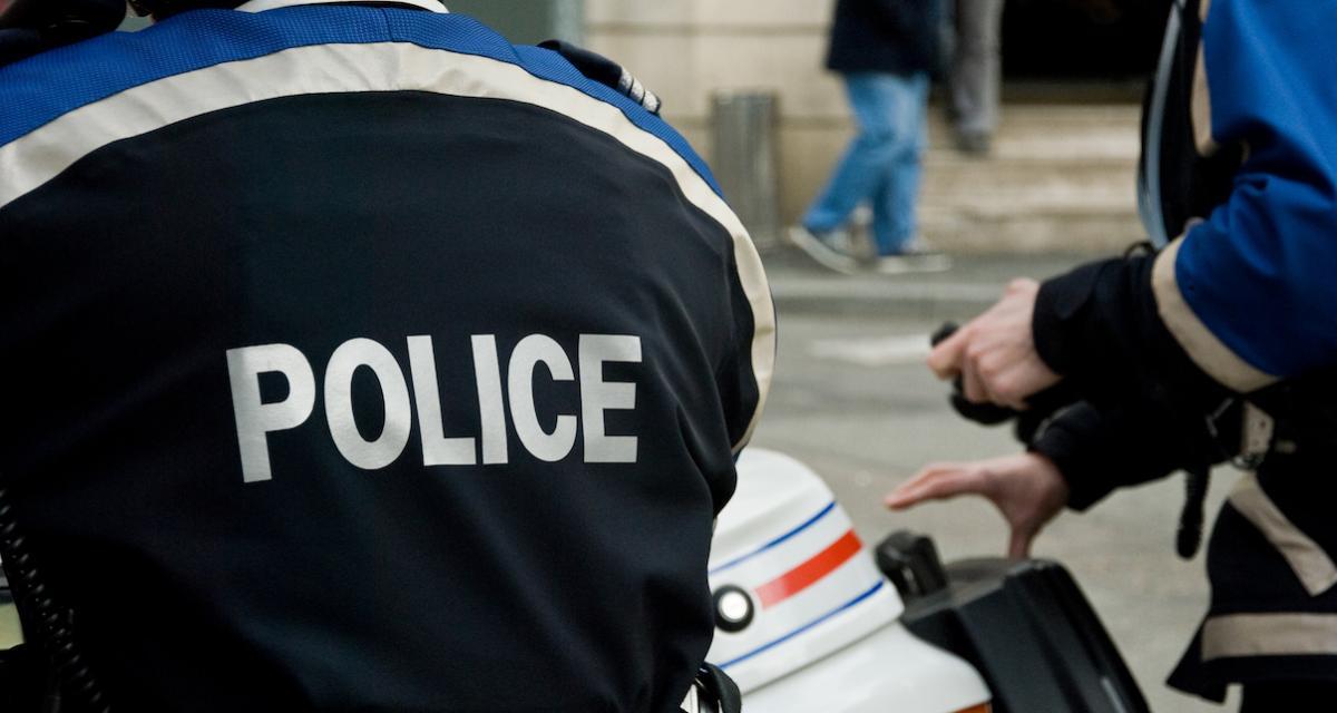 7 infractions et un excès de vitesse en ville pour un motard auxerrois